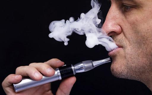 țigară și vedere